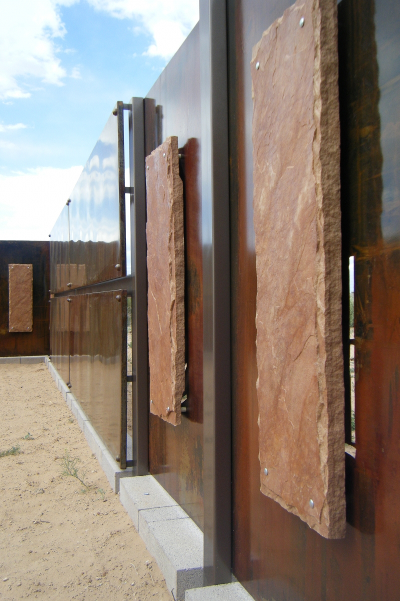 Garden Doors And Fences Albuquerque Custom Gates By Jose Varela