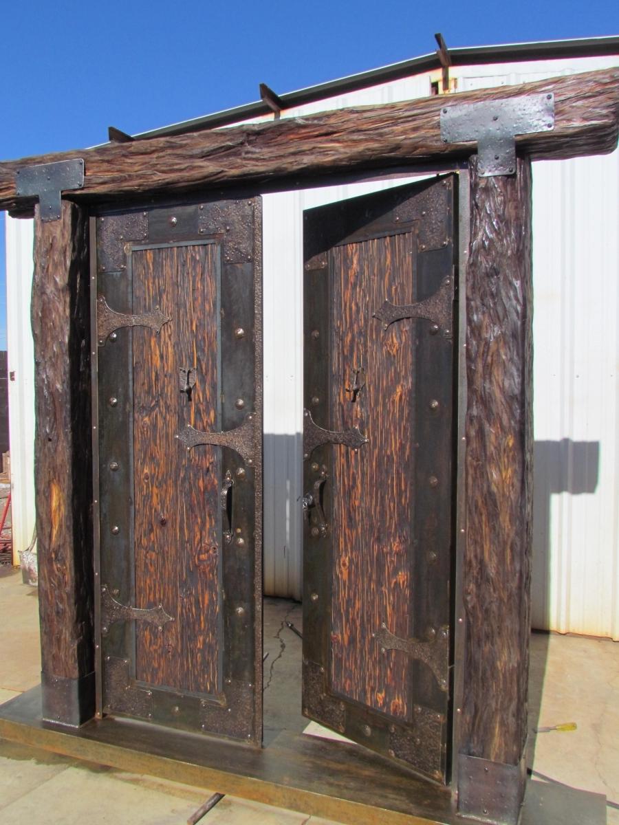 Albuquerque To Santa Fe >> Garden Doors and Fences - Albuquerque Custom Gates By Jose Varela